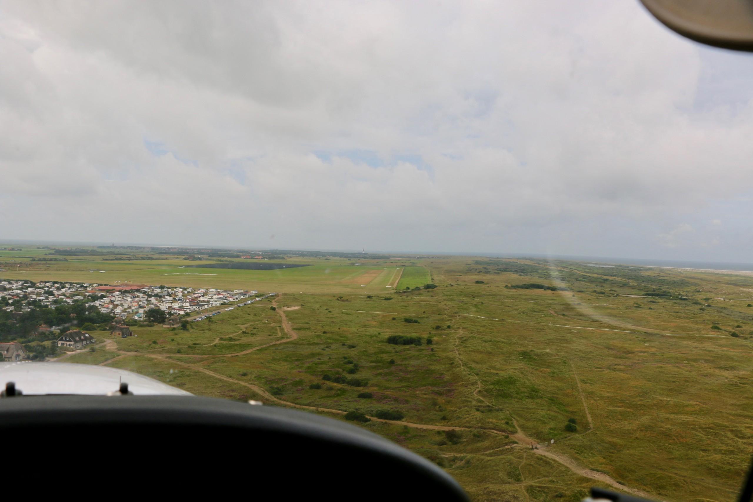 Ein Traum wird wahr - Mit der Cessna an die Nordsee - Joey lernt ...
